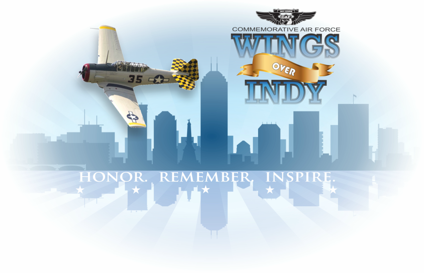 CAF WINGS OVER INDY